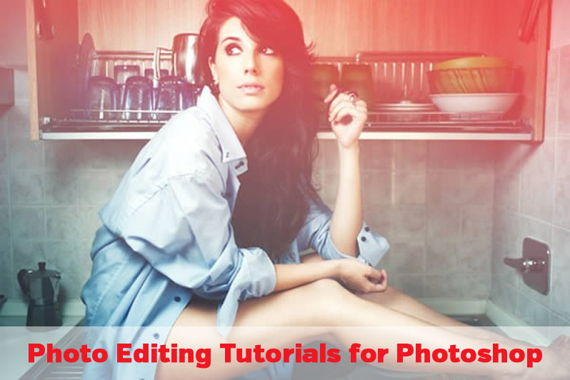 Photo Editing Tutorials for Photoshop