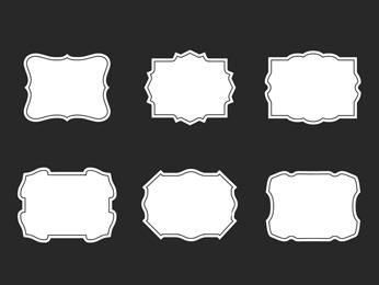 Badge Shape Overlays