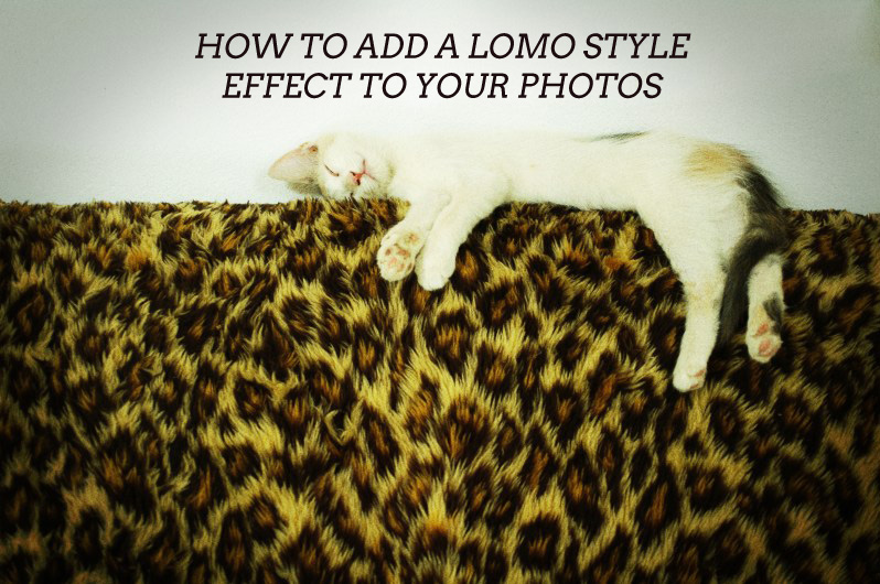 Lomography Effects
