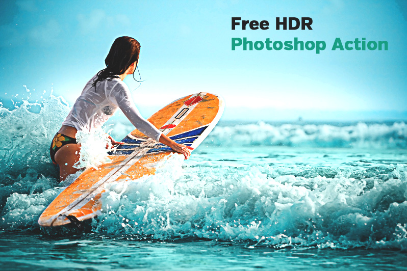 free hdr photoshop action helps you create amazing hdr photos
