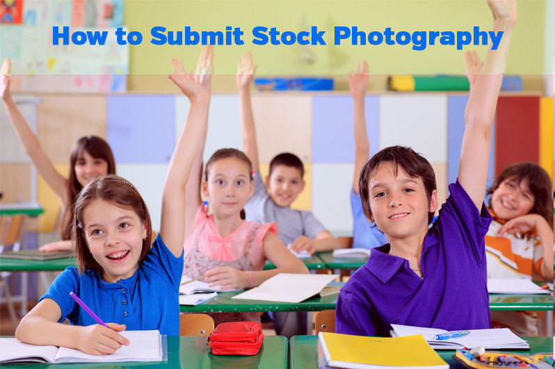 How to Submit Stock Photography