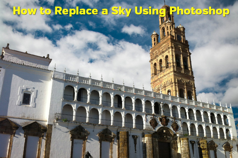 How to Replace a Sky Using Photoshop