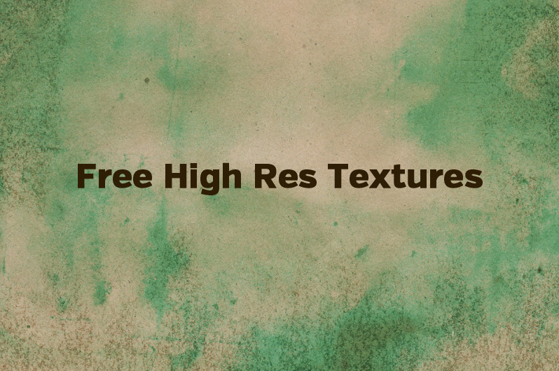 Free High Res Textures