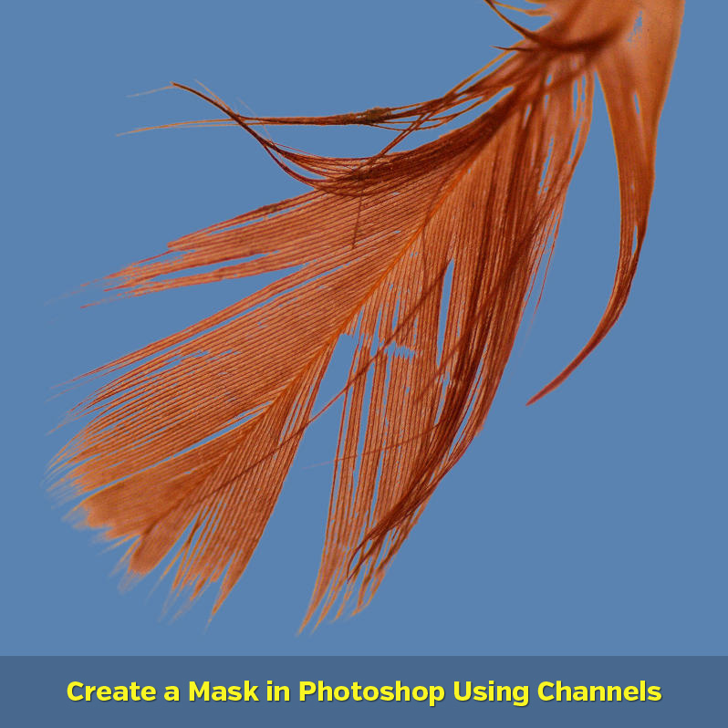 Create a Mask in Photoshop Using Channels