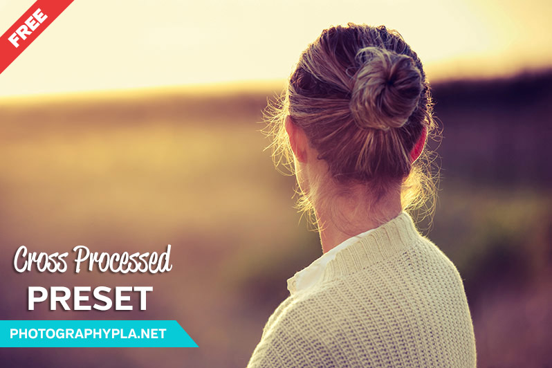 Free Cross Processed Lightroom Preset