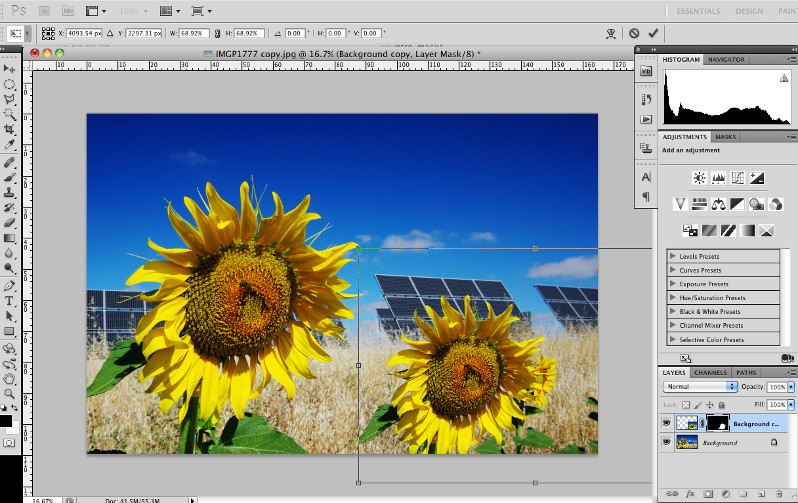 Introduction to Layer Masks in Photoshop