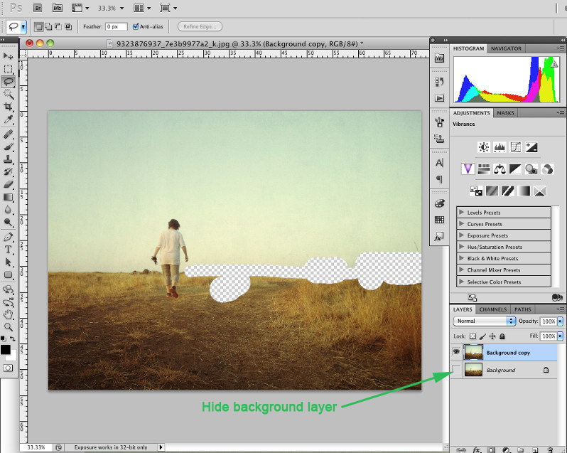 Introduction to Content Aware Fill in Photoshop