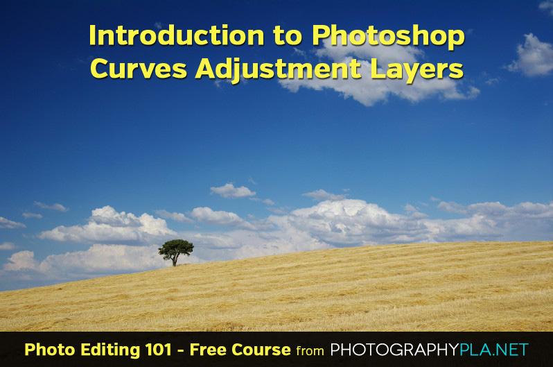 Introduction to Photoshop Curves Adjustment Layers