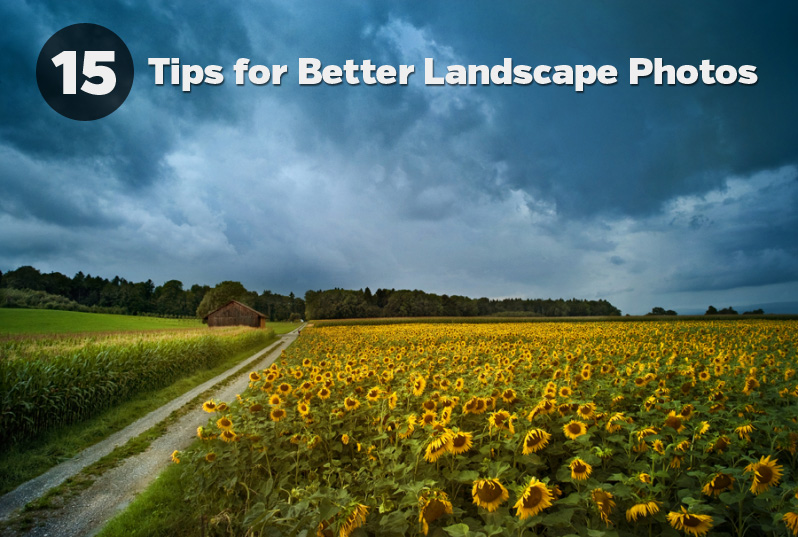 15 Tips for Better Landscape Photos