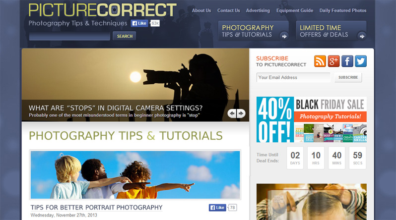 Blog, Resources | 27 Awesome Photography Blogs to Follow