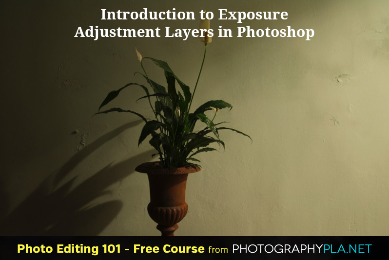Introduction to Exposure Adjustment Layers in Photoshop