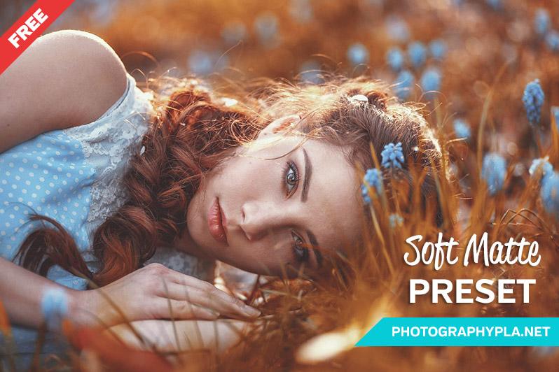 Free Soft Matte Lightroom Preset