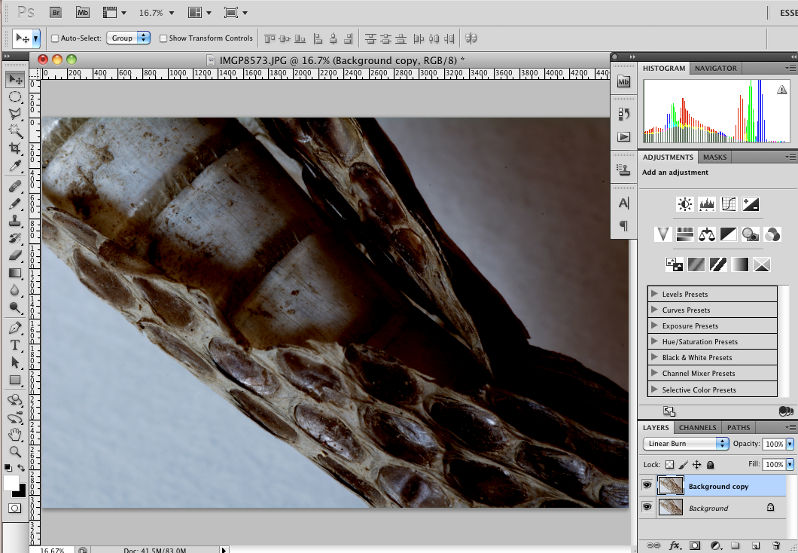 Introduction to Blending Modes in Photoshop