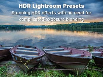 create HDR in Lightroom