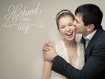Wedding Photo Overlays