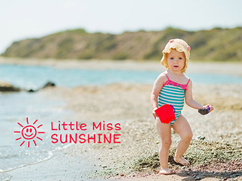 Creative Toddler Photo Overlays