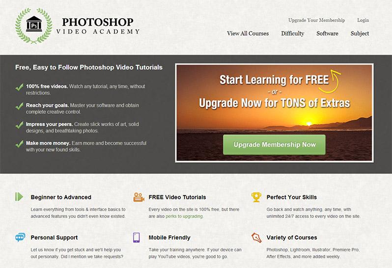 Photoshop Video Academy