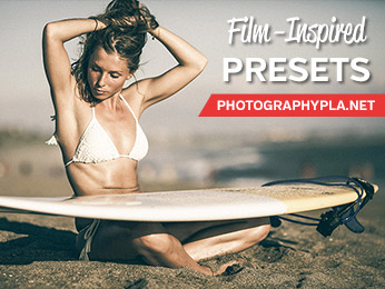 Film-Inspired Lightroom Presets