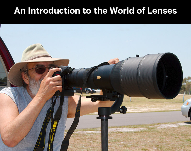 An Introduction to the World of Lenses