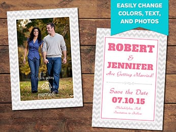 Save-the-Date Card Templates