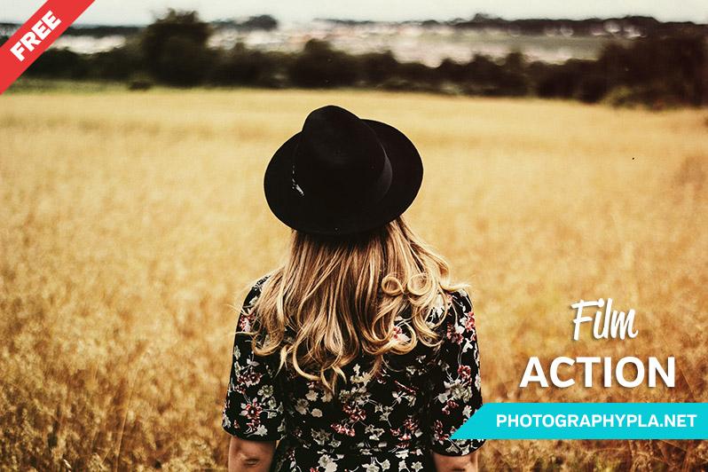 Film Photoshop Action