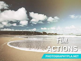 Film Signature Series Photoshop Actions