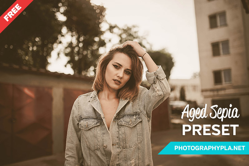 Vintage Film Lightroom Preset