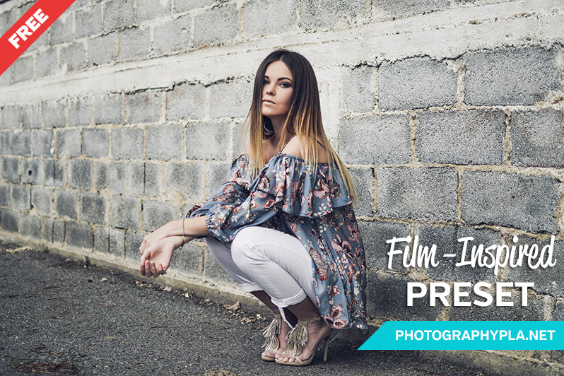 Free Film-Inspired Lightroom Preset