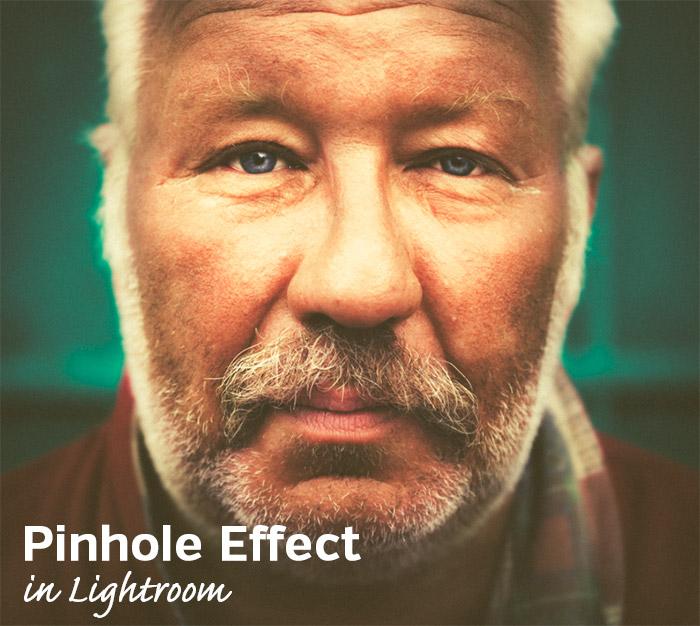 Pinhole Effect in Lightroom