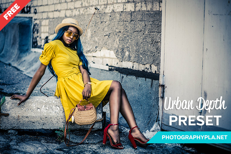 Free Urban Depth Lightroom Preset