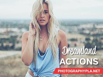 Dreamland Photoshop Actions