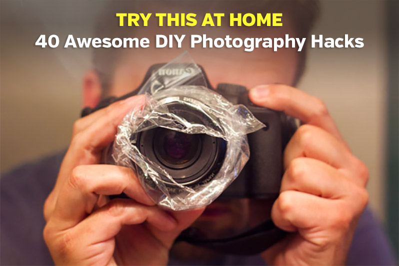 DIY Photography Hacks