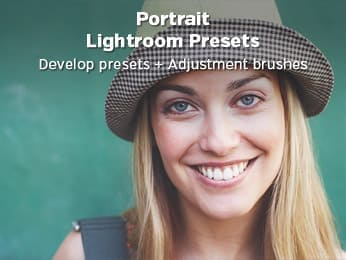 Portrait Power Lightroom Presets